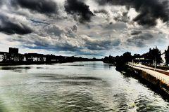 Die Maas bei Maastricht #  P1090261