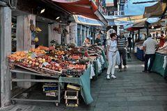 Die Märkte von Venedig