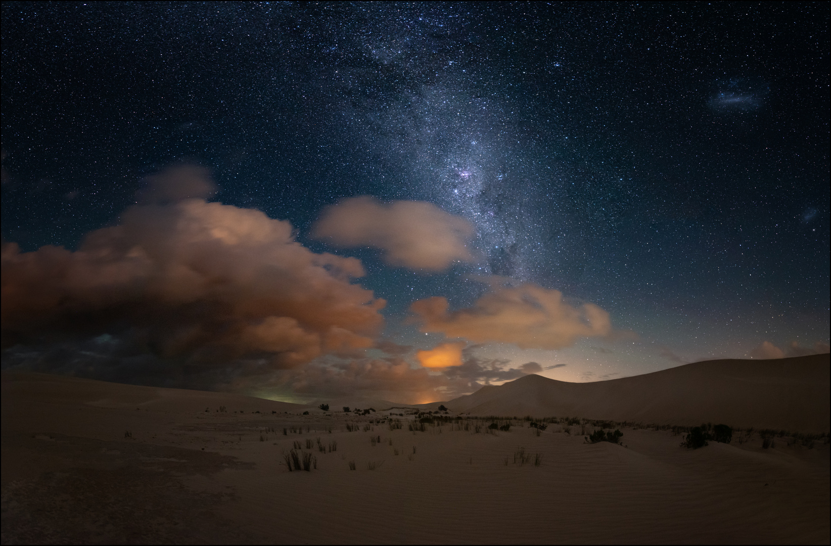 * Die Magellansche Wolke *