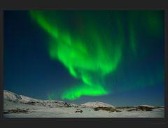 Die Magie des Nordlichtes