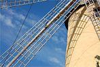 die mallorquinische Windmühle