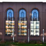 Die Mannheimer Synagoge