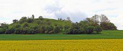 Die Mannsteinhöhe benannt nach einem General und einer historischen Schlacht...