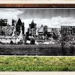 Die Marienburg Dazumal....