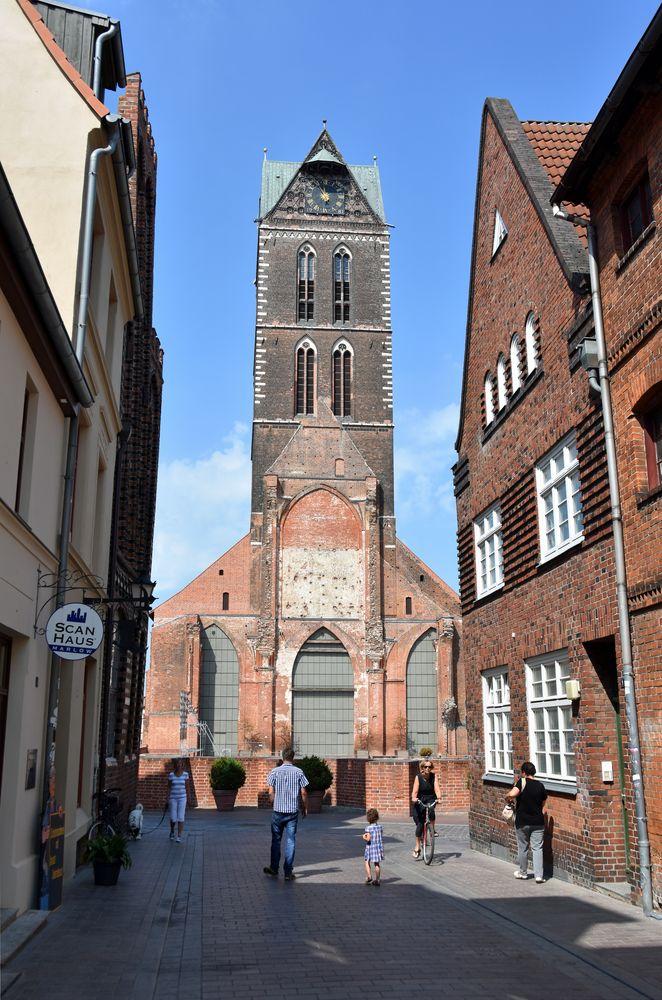 Marienkirche (Wismar)
