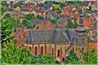 Die Marienkirche in Büdingen