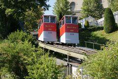 Die Marzilibahn nach der Gründung 1885 bis zum Umbau 1974