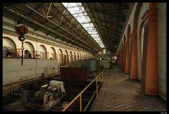 Die Maschinenhalle
