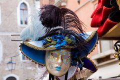 Die Masken von Venedig....