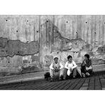 Die Mauer - Asiatisch