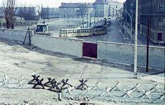 """""""Die Mauer"""" Berlin 1968"""