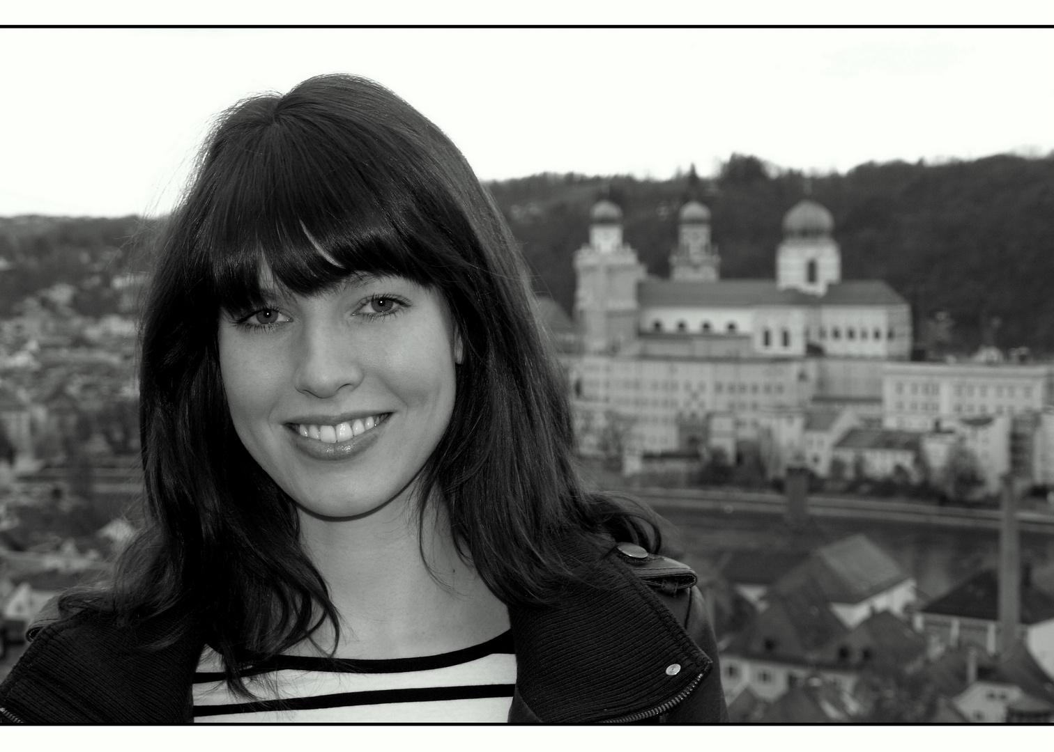 Die Maus über Passau