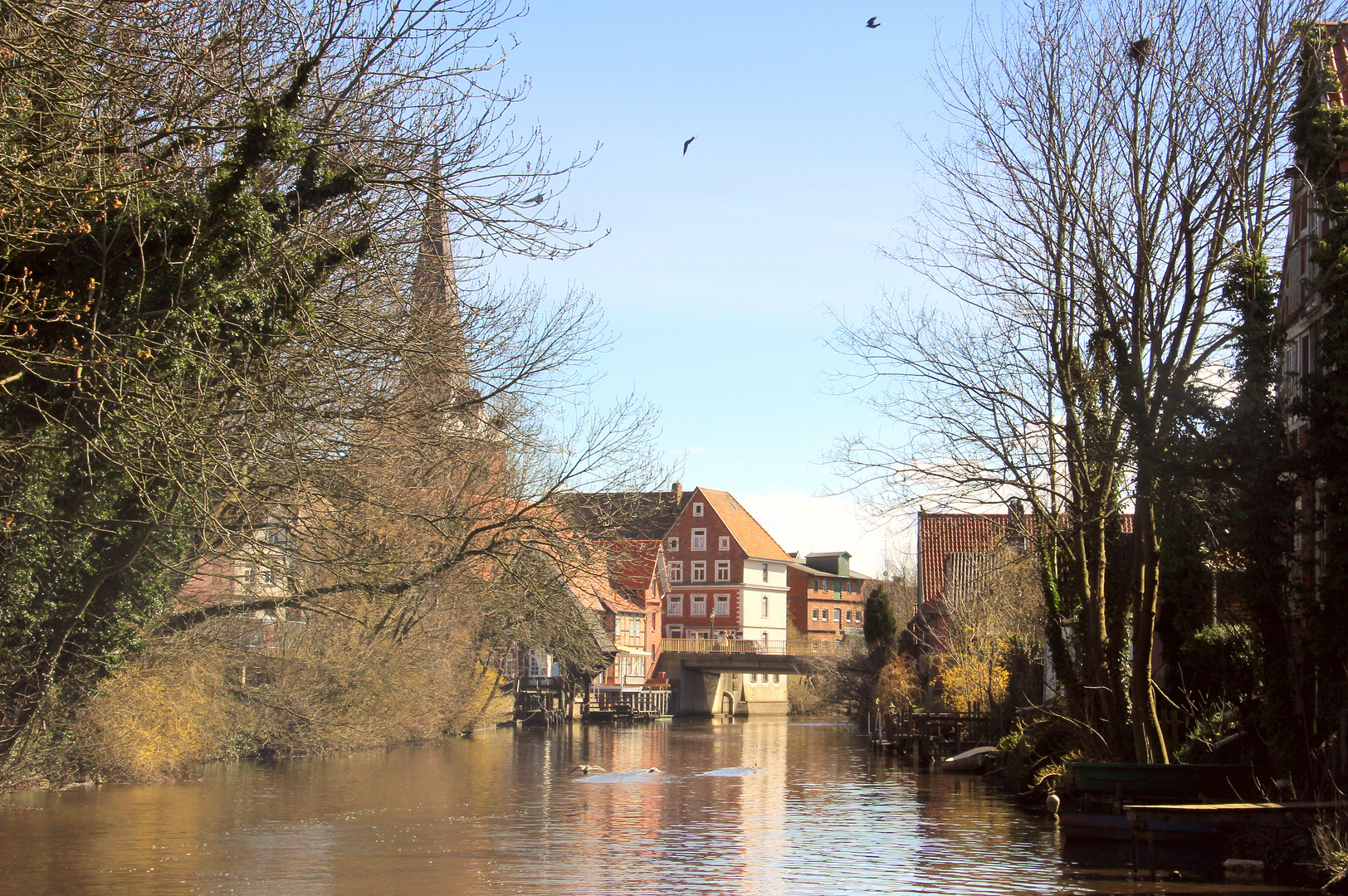 Die Medem in Otterndorf