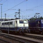 Die Mehrsystemlokomotiven der Deutschen Bundesbahn ...