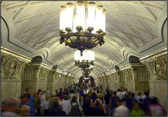 Die Metro....
