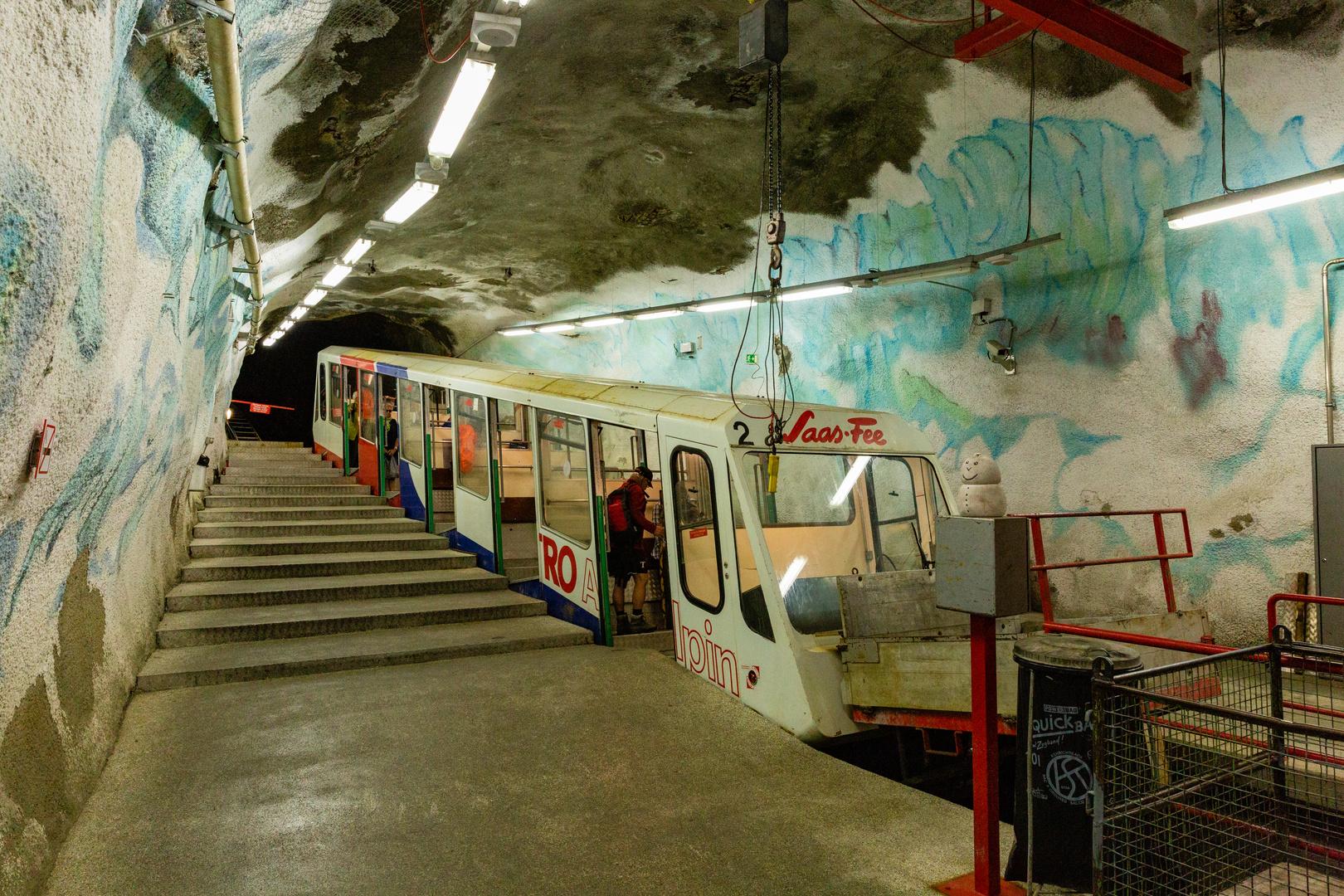 Die Metro Alpin