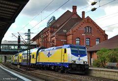 Die Metronom- Eisenbahn