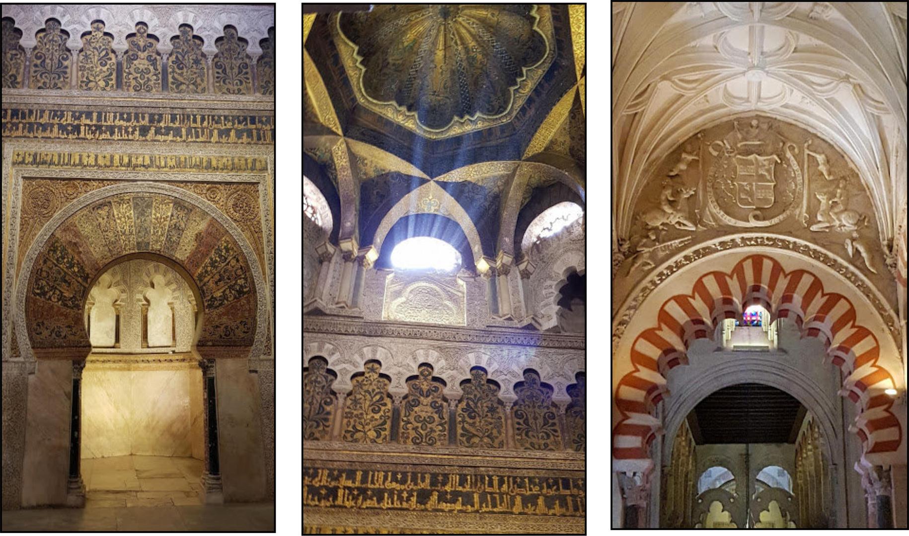 Die Mezquita - eines der bedeutendsten Monumente in Spanien.