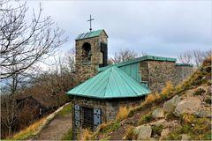 die Milseburg-Kapelle
