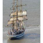 Die Mir auf der Lütte Sail 2008 Bremerhaven