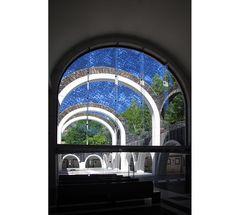 Die moderne Kirche von Meritxell