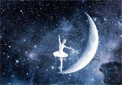 die Mond-Traum-Tänzerin