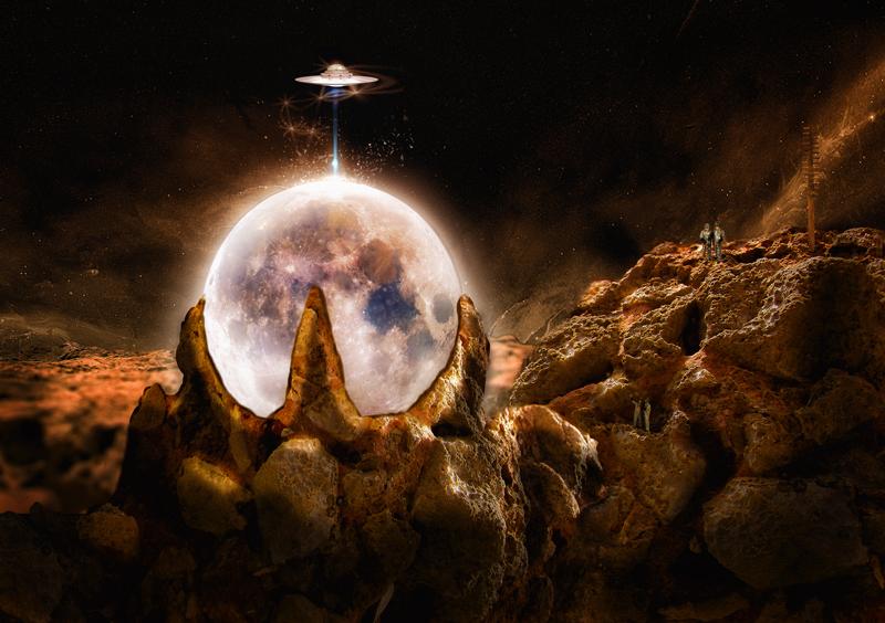 Die Mondkralle