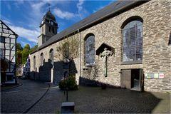 Die Monschauer Kirche