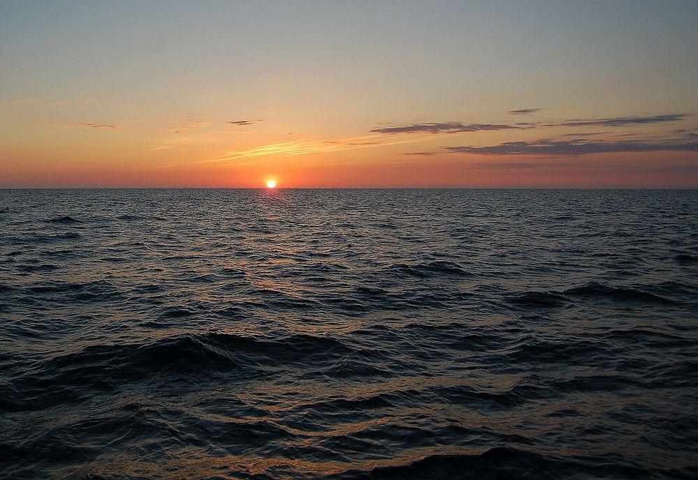 Die Morgensonne kommt ganz gewiss .....
