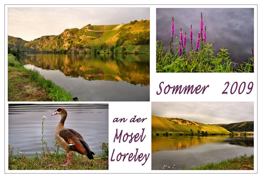 die Mosel-Loreley
