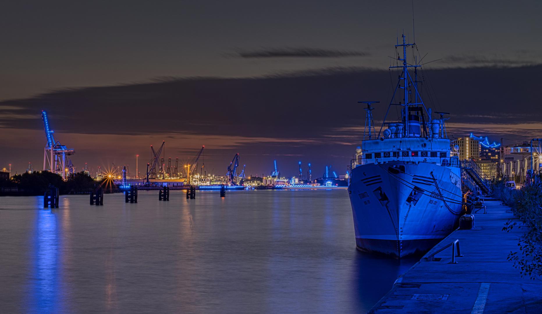 Die MS Stubnitz - Hamburg Blue Port 2019