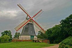 Die Mühle auf dem Weyerberg