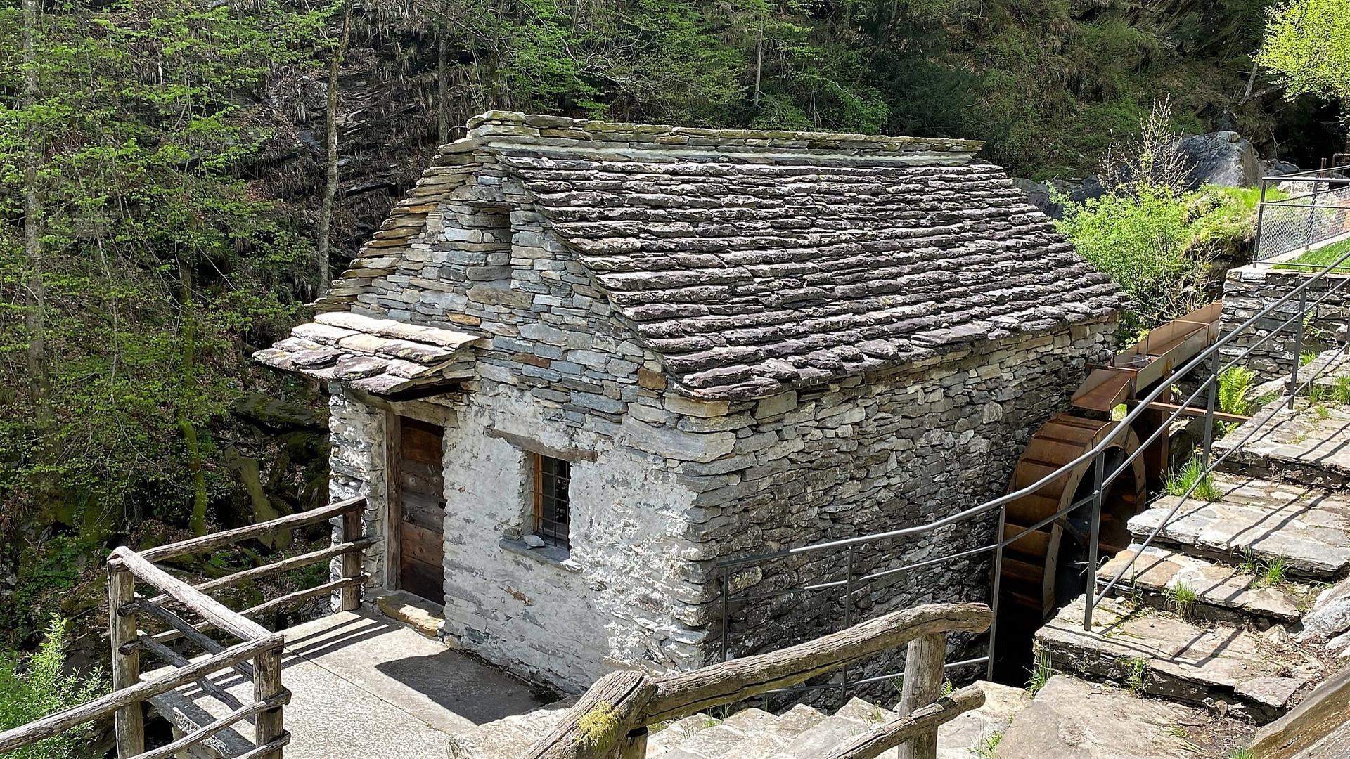 Die Mühle II