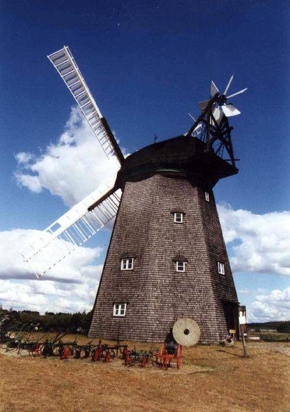 Die Mühle von Alt-Schwerin