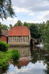 Die Mühle von Rheda  .