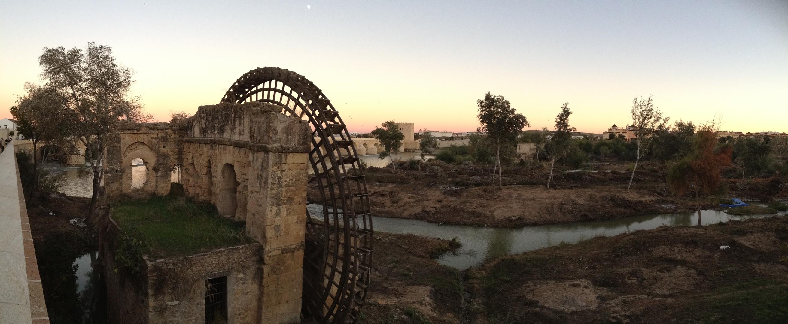 Die Mühlen von Cordoba