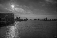 Die Mühlen von Kinderdijk...