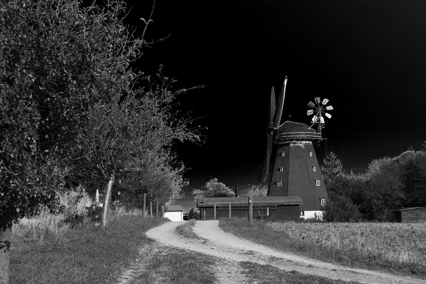 Die Mühlenstadt - Woldegk