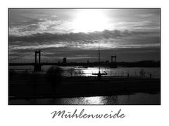 Die Mühlenweide in Duisburg