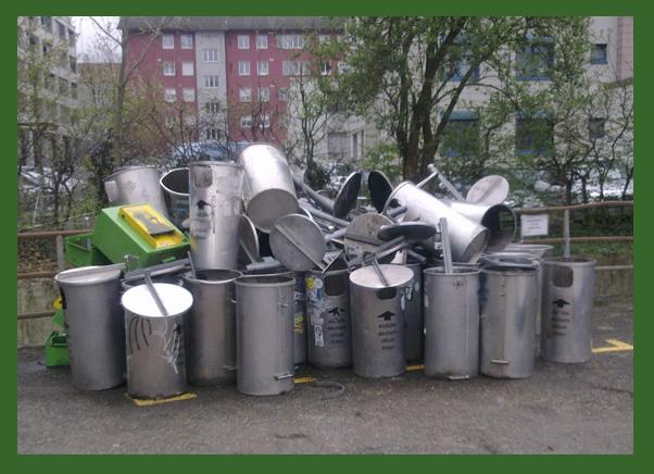 Die Mülleimer Group...