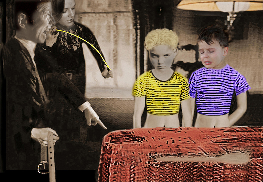 Popo Voll In Der Kindheit