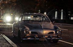 Die N8cht des grauen Wagens