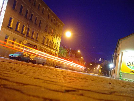 Die Nacht aus Rattenperspektive I