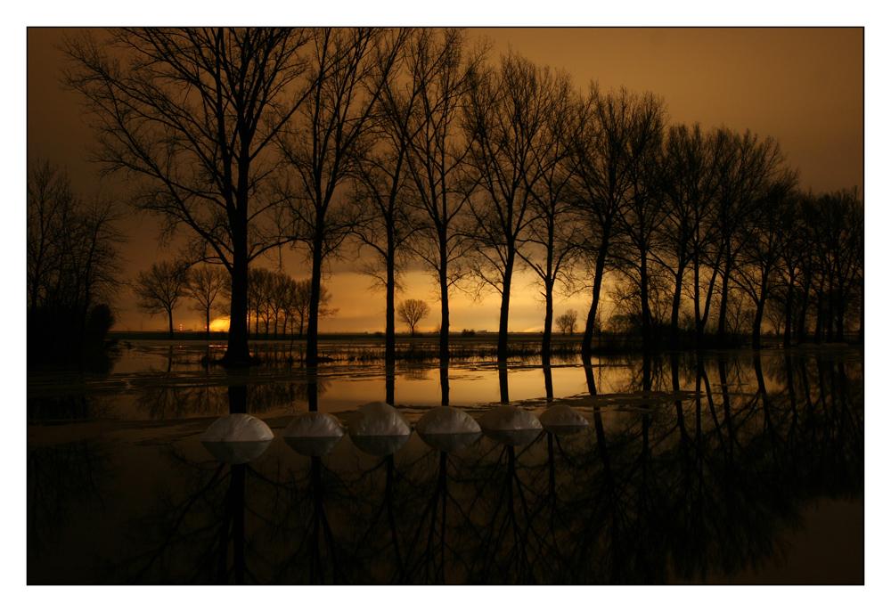 Die Nacht des Hochwassers