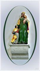 die Namens-Patronin der St. Anna-Kapelle