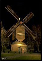 Die Narrenmühle (bei Nacht)