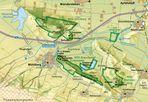 Die Naturschutzgebiete im Drei-Gleichen-Gebiet
