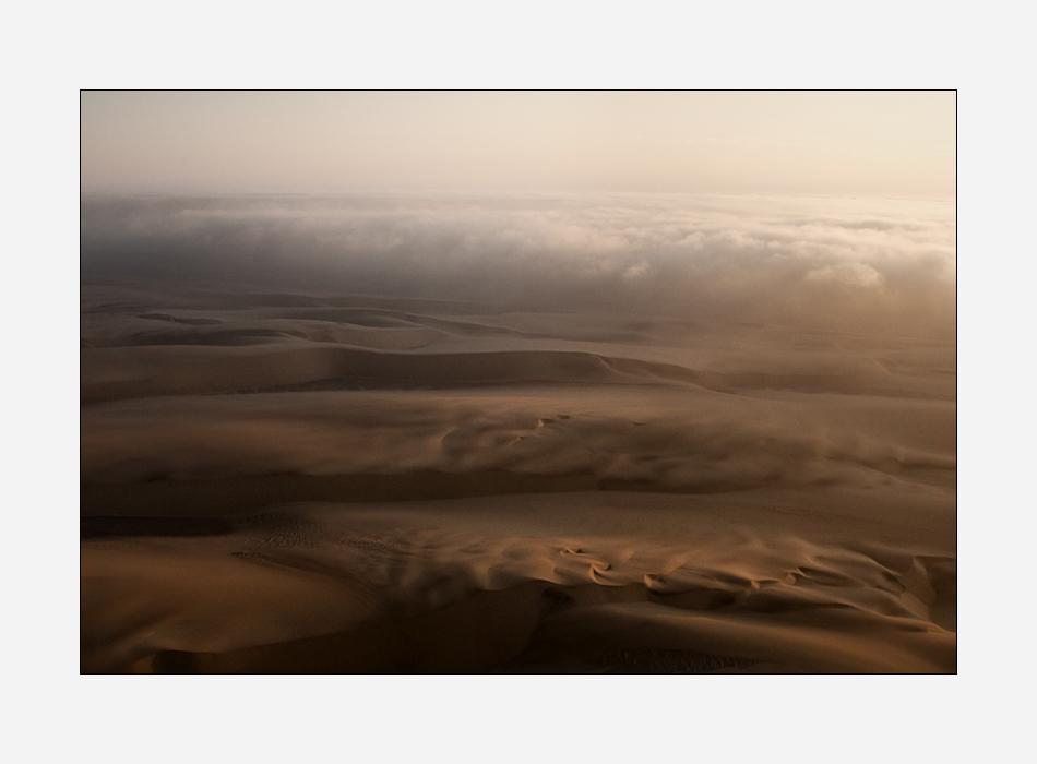 die Nebelmassen