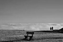 die Nebelwand...