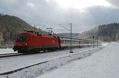 Die neue Bahn im Neckartal